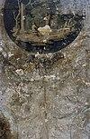 interieur, wandschildering, detail - bergen op zoom - 20275005 - rce