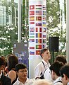 IPhO-2019 07-07 opening foyer flags.jpg