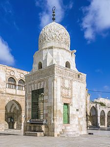 ISR-2015-Jerusalem-Temple Mount-Fountain of Qayt Bay.jpg