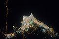 ISS-32 Nighttime nadir view of Kuwait City.jpg