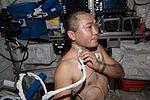 ISS-38 Koichi Wakata Cardio Ox 2.jpg