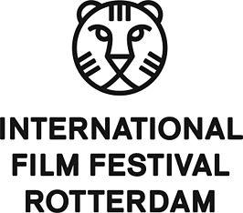 Het logo van het IFFR, ontworpen door 75B