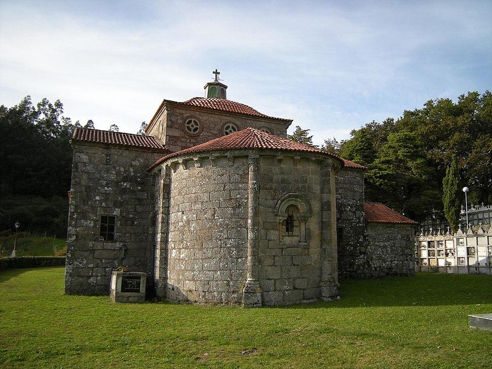 Iglesia de Santa Maria de Bemil