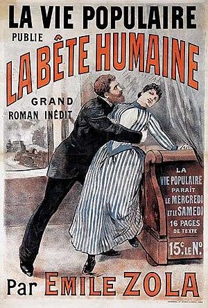 La Bête humaine - Image: Image La Bete Humaine Cover