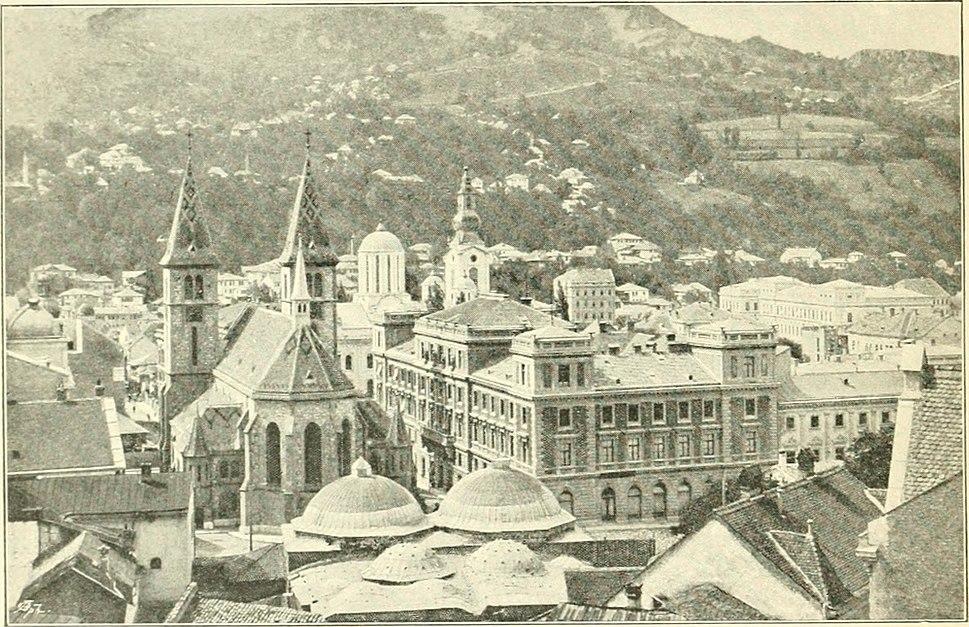 """Image from page 71 of """"Durch Bosnien und die Herzegovina kreuz und quer; Wanderungen"""" (1897) (14594888440)"""