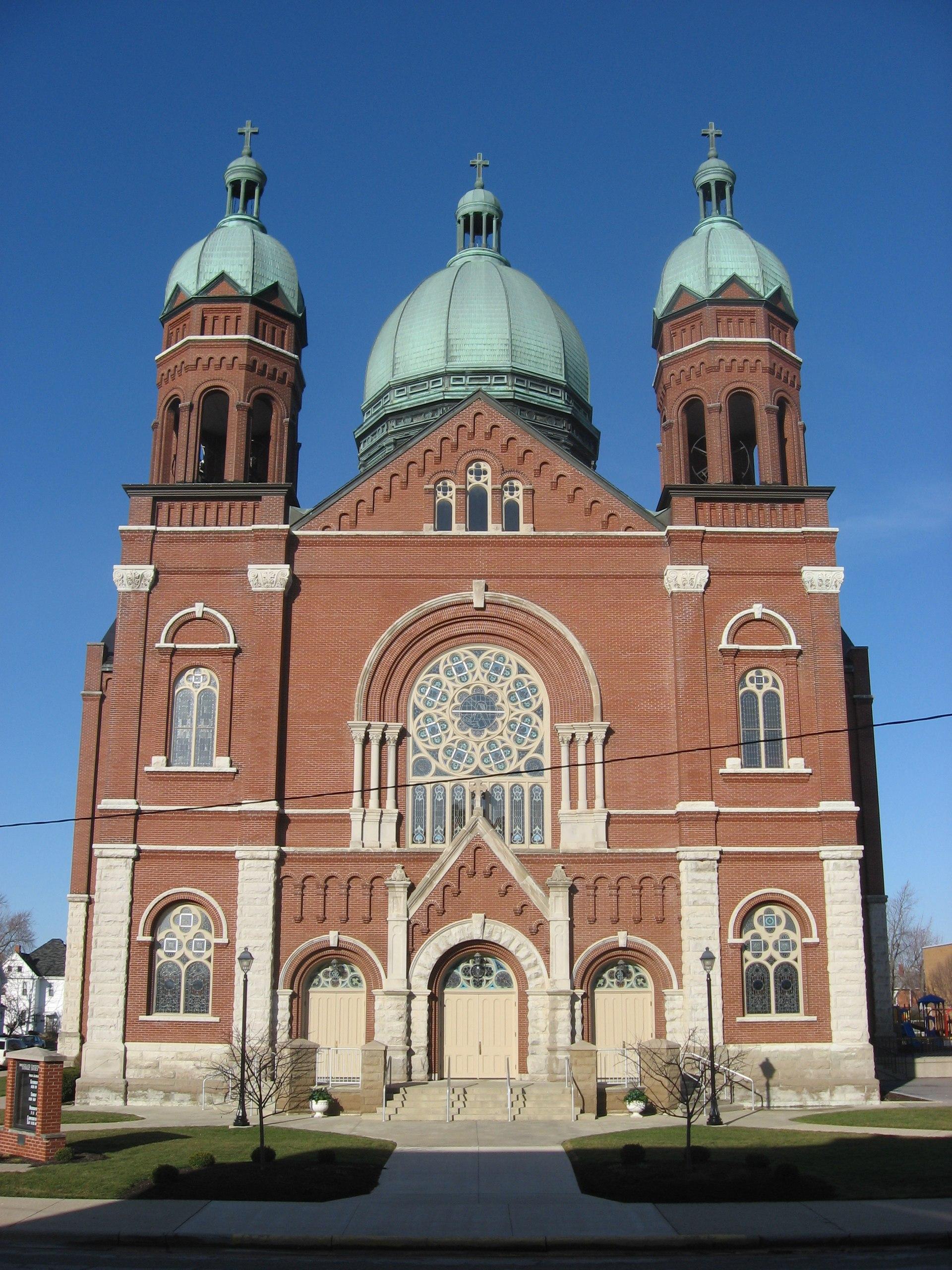 Catholic Churches Near Virginia Beach