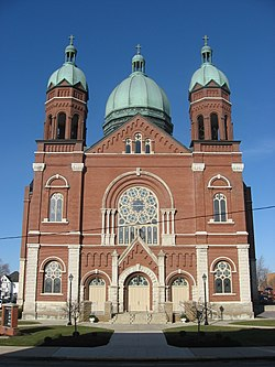 Immaculate Conception Catholic Church, Celina, front.jpg