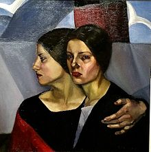 The Immigrants, Prudence Heward, 1929, Private Collection, Toronto