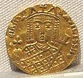 Impero romano d'oriente, irene, emissione aurea, 797-802.JPG