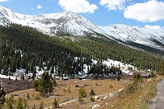 ghost town in Pitkin County, Colorado, United States
