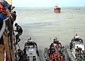 Indonesia and US Navy training on Madura strait 2012.jpg