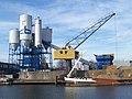Industrieterrein Verrijn Stuart in Diemen-Zuid vanaf het water gezien..JPG