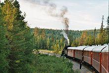 Inlandsbanan Steam train.jpg