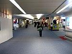 Inside terminal at LaGuardia Airport - 20070208.jpg
