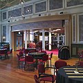 Interieur, kleine foyer aan de voorzijde, overzicht - Kampen - 20335528 - RCE.jpg