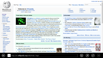 Internet Explorer - Internet Explorer 10 (app-style version) in Windows 8