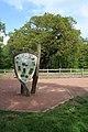 Interpretation sign at the Major Oak - geograph.org.uk - 1330297.jpg