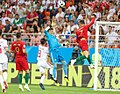 Iran and Portugal match at the FIFA World Cup 2018 4.jpg