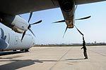 Iraqi Air Force C-130J Super Hercules at Martyr Muhammad Alaa Air Base (3).jpg