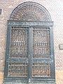 Iron Gate by Janos Kovacs (1910s), Liszt Square, 2016 Szekszard.jpg