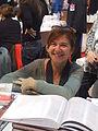 Isabelle Clarke à la foire du livre 2010 de Brive la Gaillarde.JPG