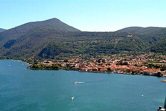 Lake Iseo - Image: Iseo 1