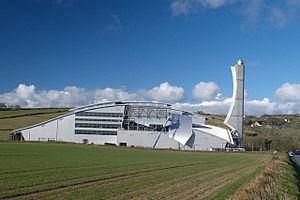 Isle of Man Incinerator - Isle of Man incinerator in 2004