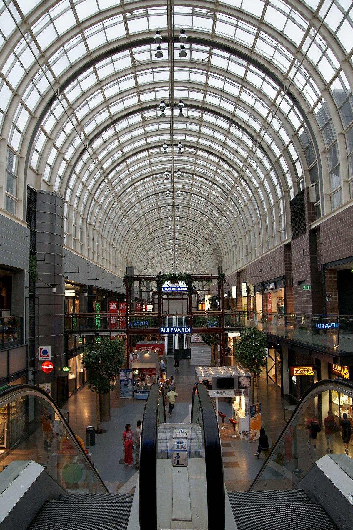 Itis Shopping Centre Wikipedia
