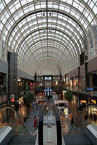 Itis shopping centre - Itis shopping centre - Bulevardi