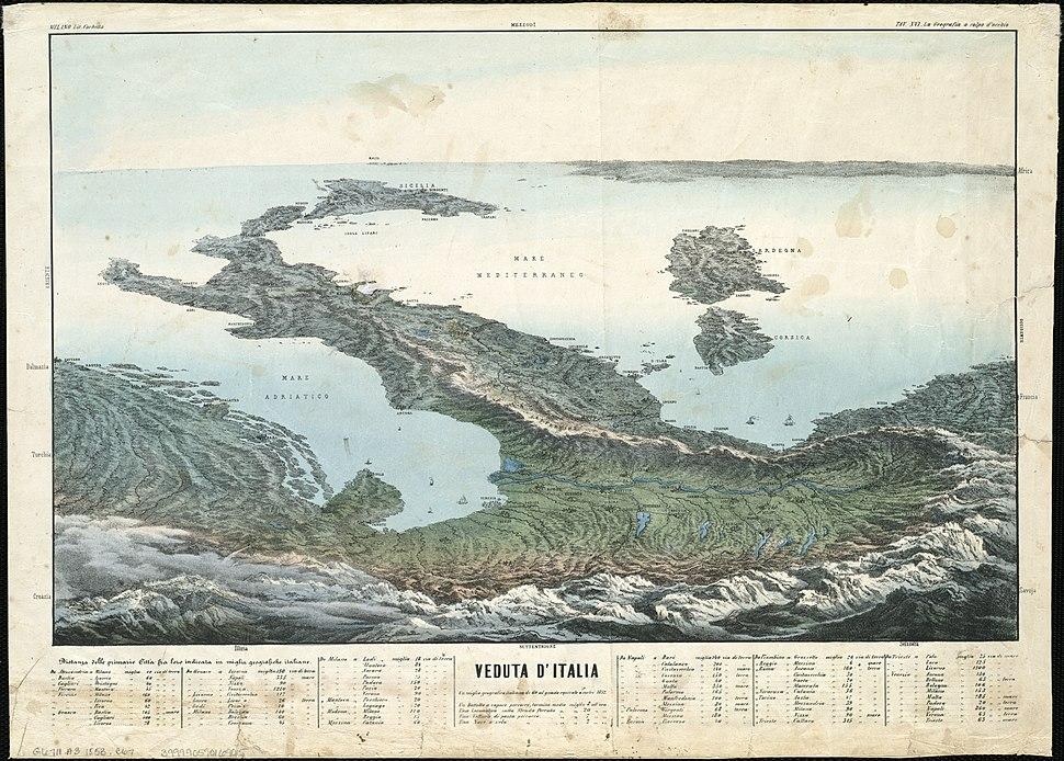 Italy 1853