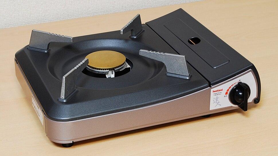 Iwatani Cassette Feu Tatsujin 01