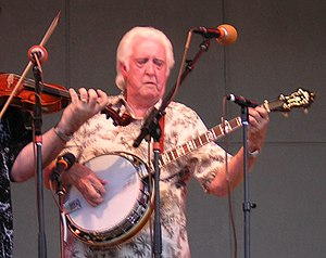 J. D. Crowe - J. D. Crowe performing with the New South on August 8, 2008