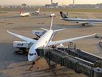 JA823A - B788 - All Nippon Airways