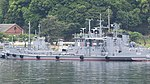JMSDF YO-37 left rear view at Kure Naval Base May 6, 2018 02.jpg