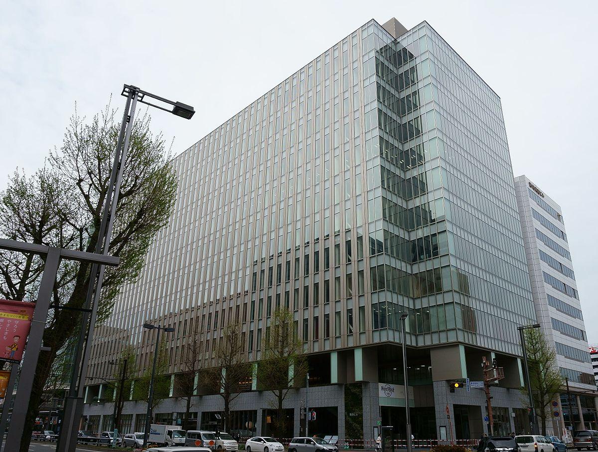 Jrjp Hakata Building F Hakata Ku Hakataeki Chuogai