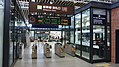 JR Shin-Hakodate-Hokuto Station Shinkansen Gates (inside the gate).jpg