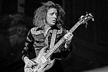 Bruce in concerto nel 1972