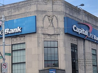 Jamaica Savings Bank (Sutphin Boulevard)