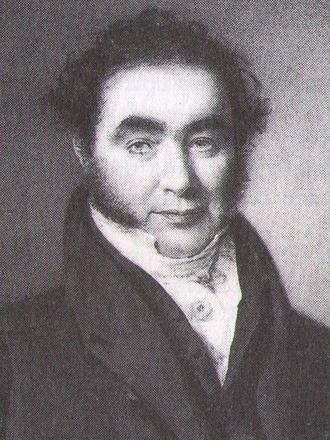 James Weddell - James Weddell, 1828