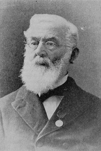 James Hall (paleontologist) - Image: James Hall paleantologist