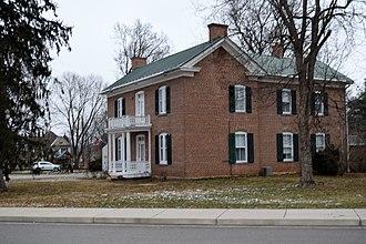 James Robinson McCormick House - Image: James Robinson Mc Cormick House