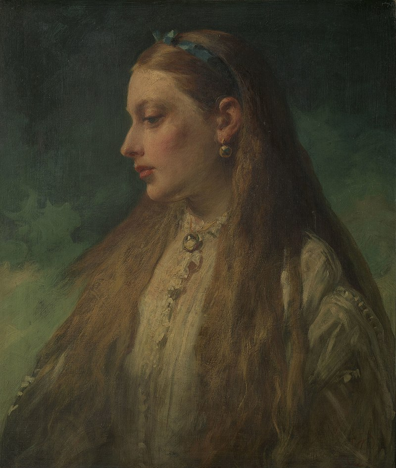 James Sant (1820-1916) - Princess Beatrice (1857-1944), later Princess Henry of Battenberg - RCIN 404297 - Royal Collection.jpg