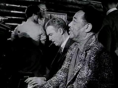 James Stewart-Duke Ellington in Anatomy of a Murder trailer