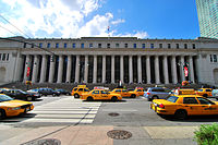 James farley post office 2009.JPG