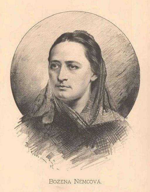 Jan Vilímek - Božena Němcová