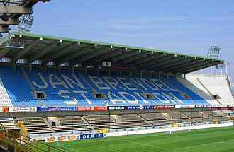 Big Three (Belgium) - Club Brugge, Jan Breydel Stadium