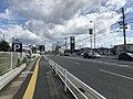Japan National Route 495 near Wajiro Station.jpg