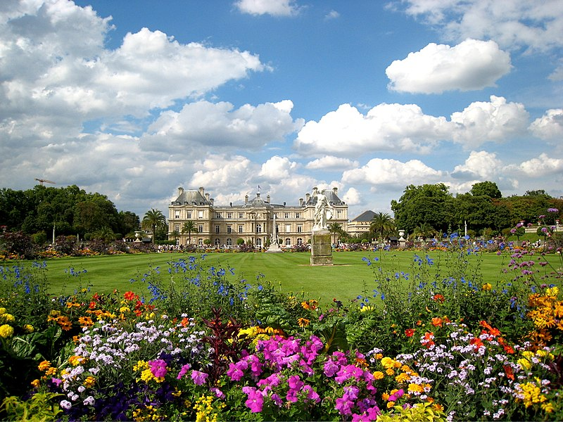 Jardin du Luxembourg - Top 10 Most Beautiful Parks in Europe