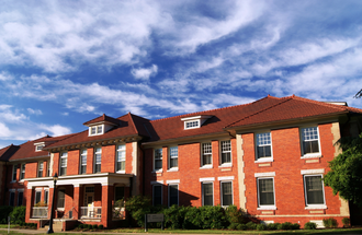 Jarvis Residence Hall on central campus at ECU Jarvis Hall at ECU.png