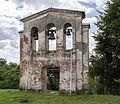 Jasionów, kościół dzwonnica 02.jpg